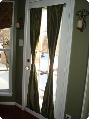Rewind Diy No Sew Roman Shades From Thrifty Decor Chick
